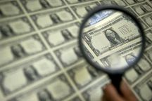 ارزش دلار باز هم کم شد