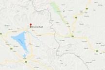 زمین لرزه 4.4 ریشتری حوالی سردشت خسارتی نداشت