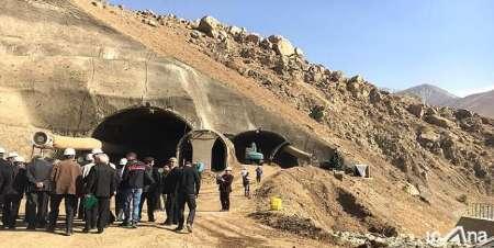 قطعه یک آزادراه تهران - شمال درآینده نزدیک به بهره برداری می رسد