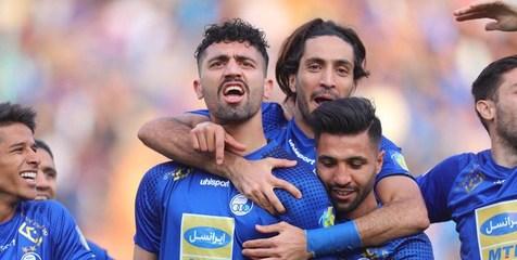 بهترین های هفته دهم لیگ برتر فوتبال