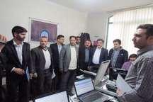 استقبال اهالی قلقل رود تویسرکان برای عضویت در انتخابات شوراها