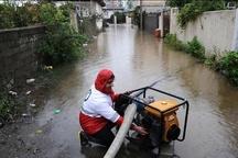 ۵۰ حادثه دیده سیل در تربت جام امدادرسانی شدند