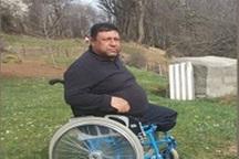 جانباز 70 درصد تبریزی «احد متینجاوید» به یاران شهیدش پیوست