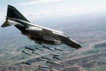 حملات ائتلاف آمریکا به اهداف نفتی داعش در رقه سوریه