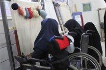 15 معلول بافقی خود اشتغال شدند