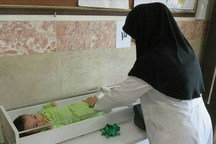 پوشش مراقبت کودکان زیر6 سال در مراکز خدمات جامع سلامت قزوین افزایش یافت