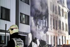 انفجار در آلمان+ تصاویر
