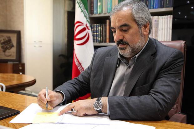 استاندار کردستان عید سعید فطر را به مسلمین جهان تبریک گفت