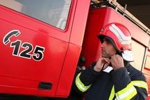 تجهیزات آتش نشانی شیروان فرسوده است