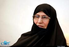 حضور دکتر زهرا مصطفوی در راهپیمایی روز قدس