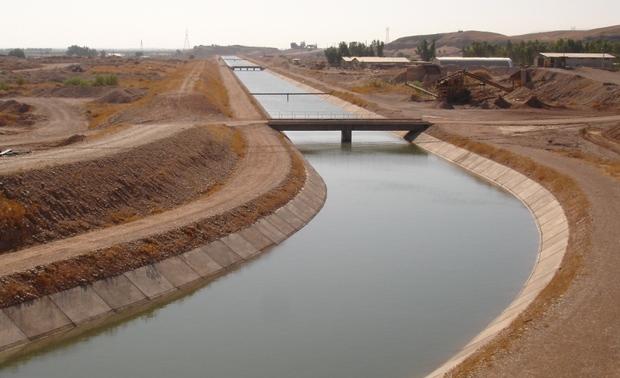 کانال پای پل شوش بازسازی می شود