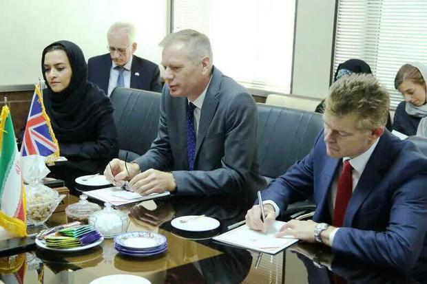 سفیر انگلستان: روابط اقتصادی لندن با تهران تقویت می شود