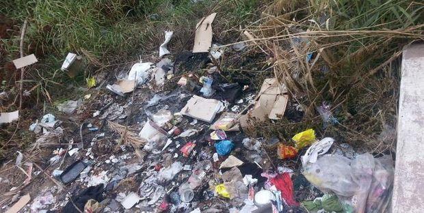 زبالههای انباشته شده در درههای فصلی گناوه جمع آوری شود