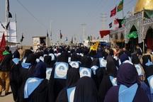 350 هزار زائر از مرز شلمچه به کشور بازگشتند