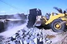 63 هکتار از  زمین ملی در رودان رفع تصرف شد