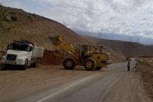 دشواری های تردد در جاده ارتباطی باشت به چرام