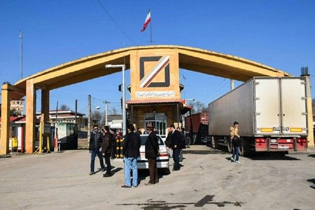 76 تن محصول کشاورزی وارداتی از مرز آستارا عودت داده شد