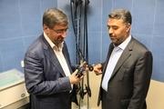 استاندار همدان: طرح تحول نظام سلامت از افتخارهای نظام اسلامی است