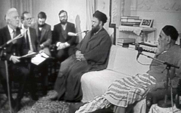 امام به فرستاده ویژه رئیس جمهوری شوروی چه گفتند؟+فیلم