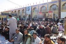 2500 زائر پاکستانی کربلا وارد سیستان و بلوچستان شدند