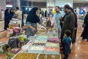نمایشگاه مواد غذایی 'ضیافت' در منطقه آزاد چابهار گشایش یافت