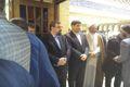 مراسم یادبود جانباختگان سانحه سقوط هواپیمای تهران - یاسوج در مسجد نورتهران برگزار شد