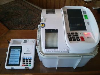 برگزاری انتخابات تمام الکترونیک در 10 شهر استان فارس