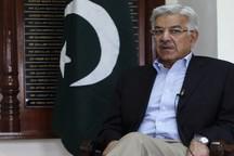 وزیر امورخارجه پاکستان خواهان قطع ارتباطات هوایی و زمینی با آمریکاست