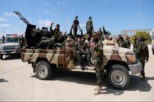 حمله ارتش غرب لیبی به ارتش شرق لیبی/ قطر خواستار تحریم تسلیحاتی خلیفه حفتر شد