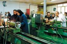 290 هزار نفر ساعت آموزش فنی و حرفه ای در دماوند ارائه شد