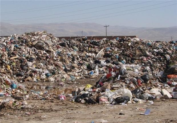 تولید زباله در کهگیلویه وبویراحمد بیشتر از میزان کشوری است