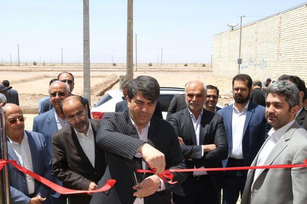 دو واحد تولیدی در استان یزد افتتاح شد