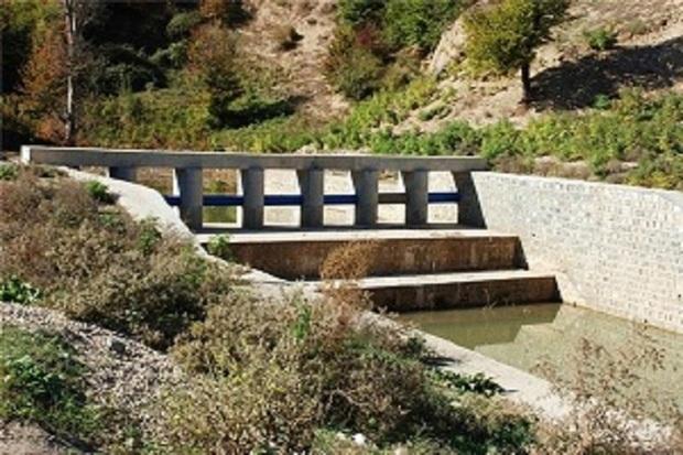 21 سد آبخیز داری در چالدران احداث شده است