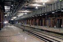ایستگاه متروی میدان آزادی اصفهان تا پایان خردادماه به بهره برداری می رسد