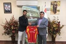 بازیکن پیشین تیم ملوان به فولاد خوزستان پیوست