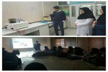 اجرای نخستین طرح تخصصی کار سوق های آزمایشگاهی در البرز