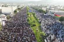 عید فطر نماد انسجام و وحدت امت اسلام در برابر ظالمان است