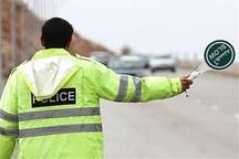 تردد خودروهای سنگین در محور ازنا - شازند ممنوع شد