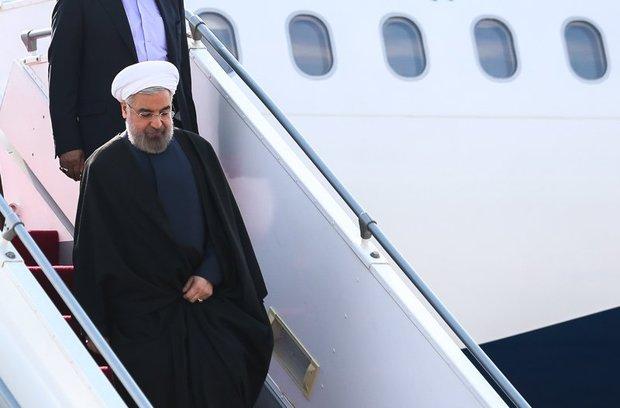 رییس جمهوری فردا جمعه به خوزستان سفر می کند
