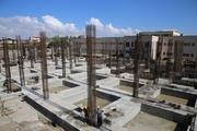 بخش توسعه بیمارستان امام خمینی(ره) نقده 20 درصد پیشرفت دارد