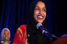 موج انتقادات از حمله ترامپ به نماینده زن مسلمان کنگره