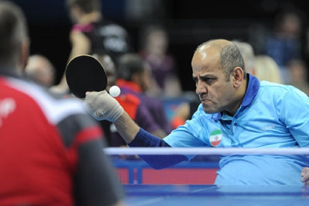 تنیسور آذربایجان غربی مقابل رقیب ژاپنی به برتری رسید