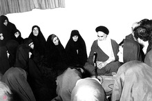 نقش زنان در انقلاب؛ به امام می گفتند جلوی زنها را نمیگیرد!/ جمله ی معروف امام درباره زنان...