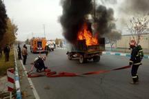 شهرک های صنعتی البرز به ایستگاه آتش نشانی مجهز شوند