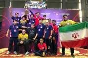 3 طلا و 2 نقره دستاورد نوجوانان فرنگیکار خوزستانی در آسیا