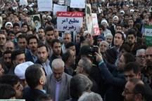 راهپیمایی محکومیت فتنه جدید در لرستان فردا برگزار می شود