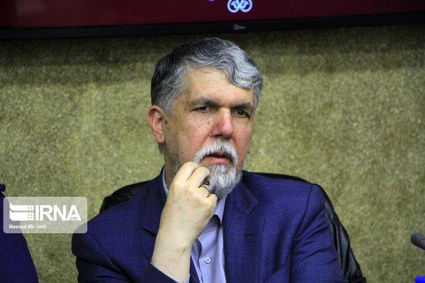 وزیر ارشاد: سبد سوغات زائر مشهد باید به شکلی جدی تغییر یابد