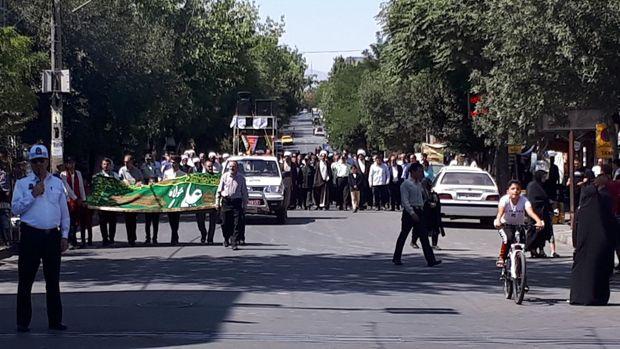 استان اردبیل در عید غدیر خم غرق در نور و سرور شد