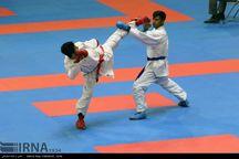 درخشش کاراته کاهای اهل نقده در مسابقات کشوری