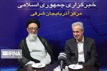 تاکید استاندار آذربایجانشرقی و امام جمعه تبریز بر اشتغال و تولید